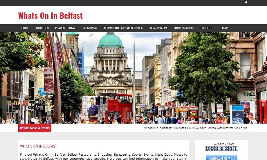 Whats on in Belfast