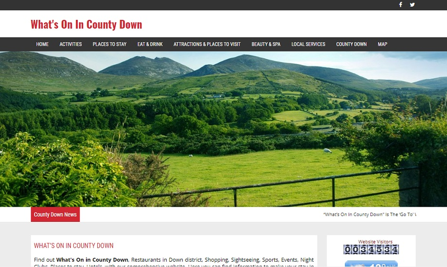 What's on in County Down