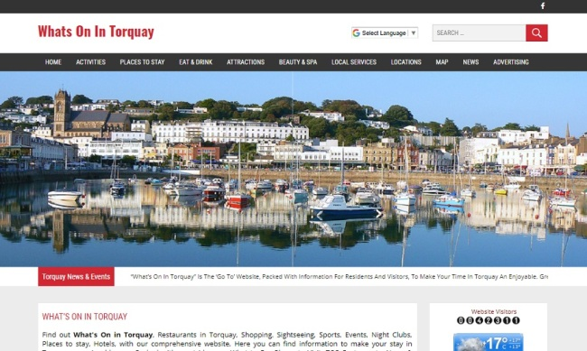 Whats On In Torquay